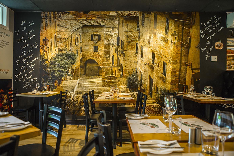 restaurant italien longueuil
